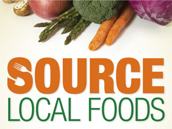 SOURCE Local Foods Poster