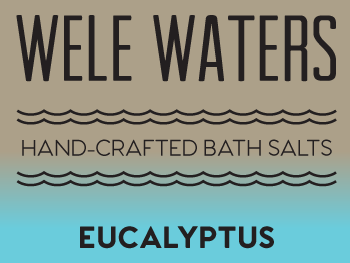 Wele Waters Label