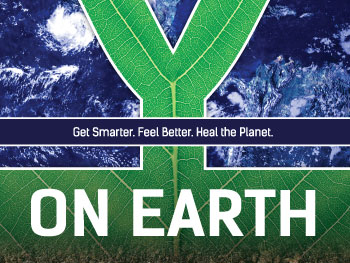 Y on Earth Book Cover