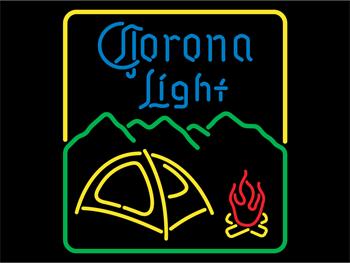 Corona Light Neon Sign